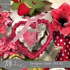 Designer Stash Vol 92 - CU by Feli Designs