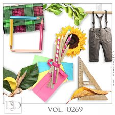 Vol. 0269 School Mix by D's Design
