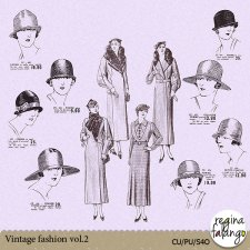 Vintage fashion vol.2