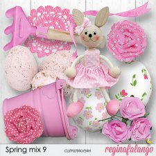 Spring mix 9 by reginafalango