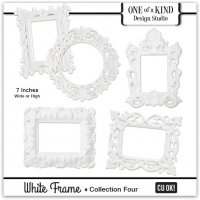 White Frames - Collection Four