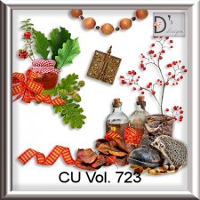 Vol. 723 Autumn Mix by Doudou Design