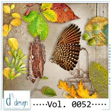 Vol. 0052 - Autumn Mix by Doudou's Design