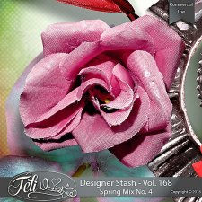 Designer Stash Vol 168 - Spring Mix No 4 - by Feli Designs