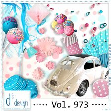 Vol. 973 - Fifties Mix by Doudou's Design