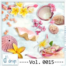 Vol. 0015 - Beach Mix by Doudou's Design