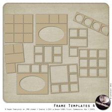 Frame Templates 4 by MoonDesigns