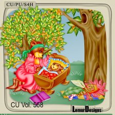 CU Vol 568 Sweet Dreams by Lemur Designs