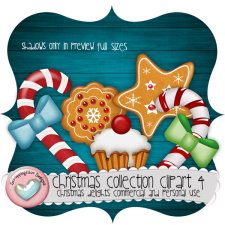 Christmas Collection clipart 4 by ScrapingMar