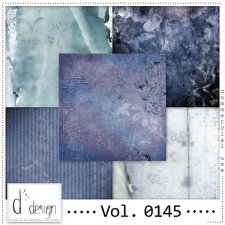 Vol. 0145 Vintage papers by Doudou's Design