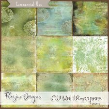 CU Vol 18 - Papers by Florju Designs
