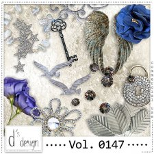 Vol. 0147 Vintage Mix by Doudou Design