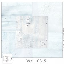 Vol 0315 Winter Papers by D's Design