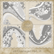 All Overlayed Part 14 by Josy