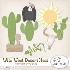 Wild West Collection by Kim Cameron