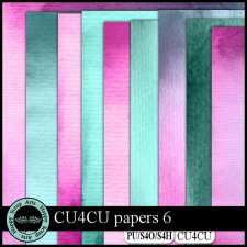 Papers 6 CU4CU by Happy Scrap Arts
