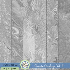 Ornate Overlays Vol 4 - frost & ice by ADB Designs