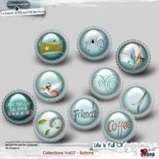 Collections Vol 07-Buttons
