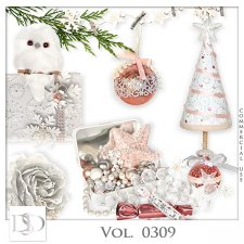 Vol. 0309 Christmas Mix by D's Design