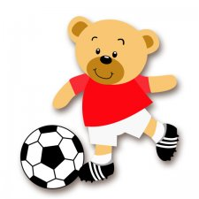 Templates Bears Footoball by Pathy Design
