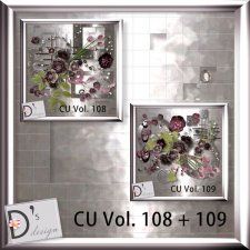 Vol. 108 & 109 Paper & Elements BUNDLE by Doudou