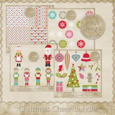 Christmas Cheer Bundle by Josy