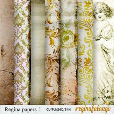 REGINA PAPERS 1 European by reginafalango