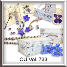 Vol. 733 Element pack by Doudou Design