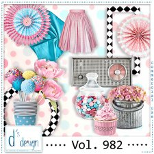 Vol. 982 - Fifties Mix by Doudou's Design
