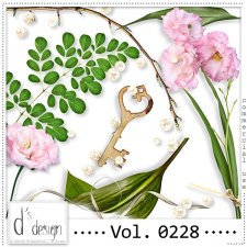 Vol. 0228 - Nature Mix by Doudou's Design