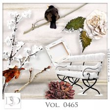 Vol. 0465 Winter Mix by D's Design