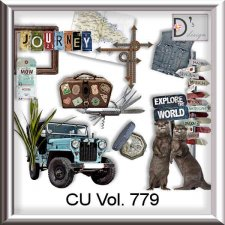 Vol. 779 - Travel-World by Doudou's Design