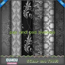 Overlays 12 CU4CU by Scrap and Tubes