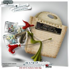 DSD Actions Grab Bag by Eirene Designs