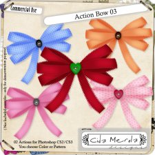 Bow 03 Action by Cida Merola