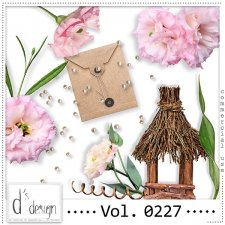 Vol. 0227 - Nature Mix by Doudou's Design