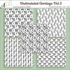 Understated Overlays Vol 2 by ADB Designs