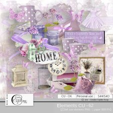 Elements CU - 62 by Cajoline-Scrap