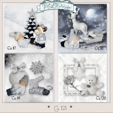 Cu Set 121 by MLDesign _ Christmas Set 117-118-119-120