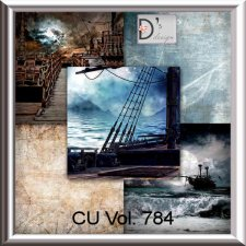 Vol. 784 pirate papers by Doudou Design