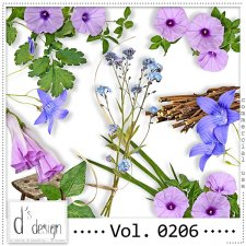 Vol. 0206 - Nature Mix by Doudou's Design