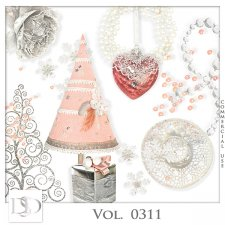 Vol. 0311 Christmas Mix by D's Design