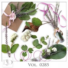 Vol. 0285 Nature Mix by D's Design