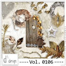 Vol. 0106 Christmas Mix by Doudou Design