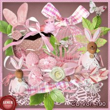 CU Vol 190 Easter Mix by Lemur Designs