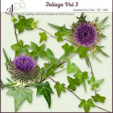 Foliage Elements Vol. 03 by ADB Designs