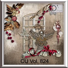 Vol. 824 - christmas - by Doudou's Design