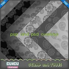 Overlays 13 CU4CU by Scrap and Tubes