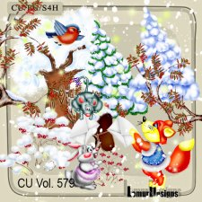 CU vol 579 Winter Day by Lemur Designs