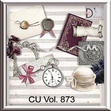 Vol. 873 vintage elements by Doudou Design